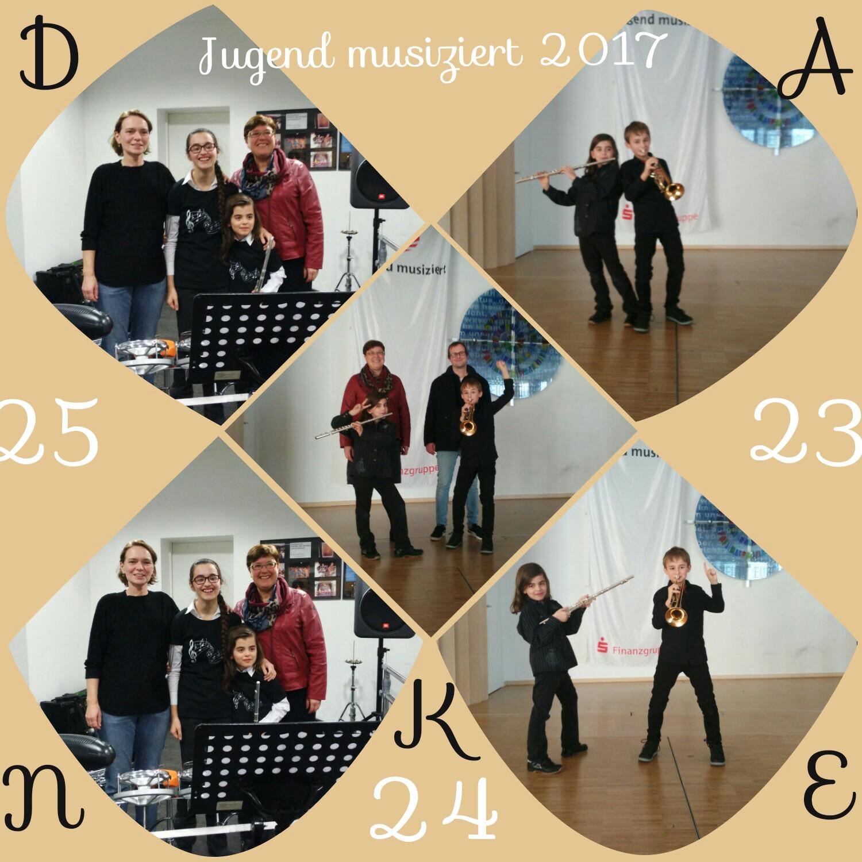 """Regionalwettbewerb """"Jugend musiziert"""" in Esslingen"""
